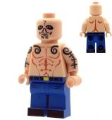 El Diablo - Custom Designed Minifigure